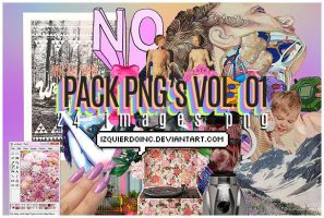 Pack PNG's Vol 01 by xPEGASVS
