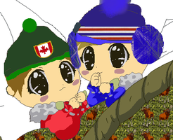 Hoser Babies by HCShannon