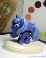 Princess Luna Filly Sculpt by ChrisWithATa