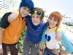 Friendship Will Always Prevail by Twin-Cosplay