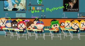 Mysterion Hint by SouthParkMysterion