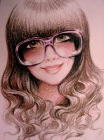 HUge glasses for tiny teen by tonio48