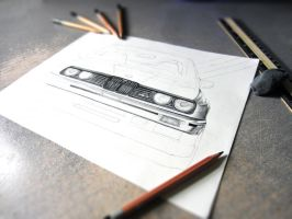 BMW E30 M3 [WIP] by Artistic-Disease