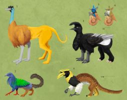 Gryphon Chart by Typthis