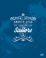 Smooth Seas by SOJ0URN3R