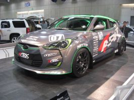 Hyundai Veloster Race Car by granturismomh