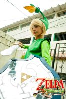 The Legend of Zelda Minish Cap by darkbellphon
