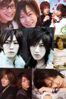 Akanishi and Kamenashi by JAPAN728