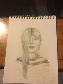 My attempt at realism by LilyTheDorodere