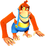 Planky Kong by JRDN762