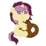 Birthday Gift: Little Pretzel Muncher by IronwoodAKACleanser