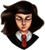 Harry Potter by keithmelo