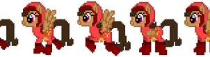 WordGirl Pony Sprites!!! *read description* by KerryKoopa26