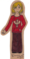 aph: coloured Poland (paper child) by LoveEmerald