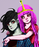 Bubbline I by sibandit