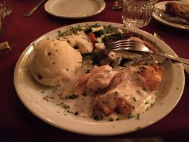 I ate this dinner meal at Pomona Valley Mining Co by Magic-Kristina-KW