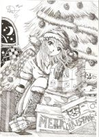 Merry Christmas by Adriel13