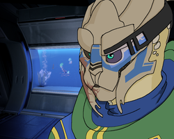 Garrus by Chasing-the-Redline