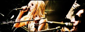 The Pretty Reckless Sig. by demonxnero