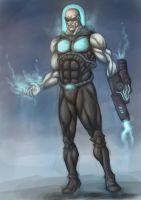 BatLord mrfreeze concept by dushans