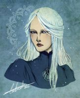 AT - Snow Queen by Calicot-ZC
