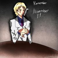 Darker Than Black: Remember November 11 by julietUchiha1165