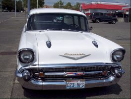 1957 Chevy Bel-Air by Photos-By-Michelle