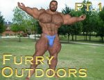 [B3] Walker Cover [Outdoors P1] [Furry] by Bodybeef