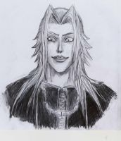 Xemnas by JereduLevenin