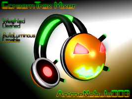 ScreamTrax Mixer - AN003 by AnimeNebula003