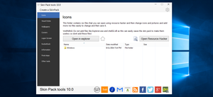ThemePack Creator for Win10 by hamed1987s
