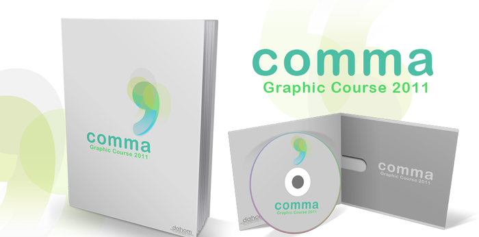 comma ' Course + CD + Book by meDAHOM