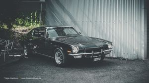 Black 2nd gen Camarao by AmericanMuscle