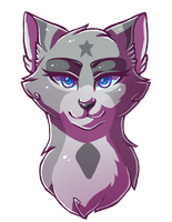 Bluestar by Klaracrystalpaws