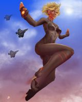 Ms Marvel: Extremis by T-Turner