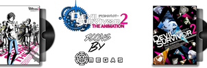 Devil survivor 2 DVD Folder Icons by Omegas82128