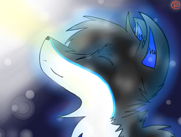 Come closer to the light~ by RukiaTheWolfie