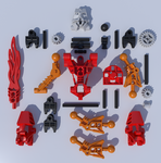 LDraw Parts Rendered by /u/Krist-Silvershade by r-BionicleLego