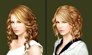 Wambie: TAYLOR SWIFT by ShadCarlos