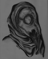 Plague Doctor by thedeadreprise