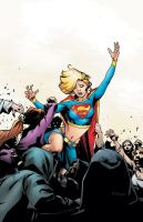 Supergirl 65 by battle810