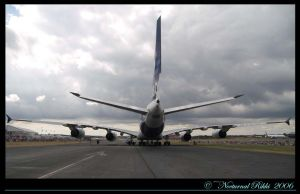 Airbus A380 053 by NocturnalRikkiphoto