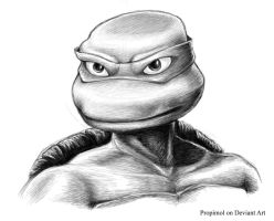 TMNT DONATELLO by propimol