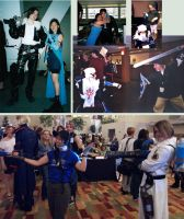 Cosplay Collage by Pooky-di-Bear