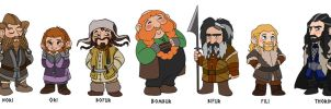 Dwarves by Peipp