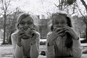 Sandwich smile by PatriceChesse
