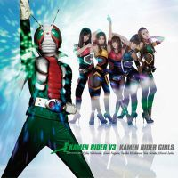 KAMEN RIDER V3 by XMarcoXfansubs
