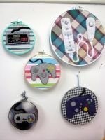 Nintendo Hoop Collection by kayzebra