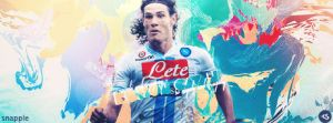 Edison Cavani by ex-works1