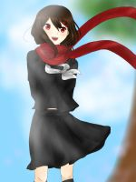Ayano's Theory of Happiness by 364-UnBirthdays